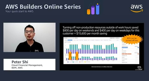 Introductory guide to AWS cost management and efficiency