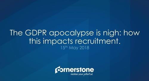GDPR APOCALYPSE MAY 2018
