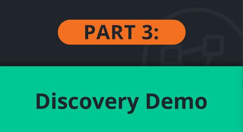 PubSub+ Event Portal Demo Part 3: Discovery