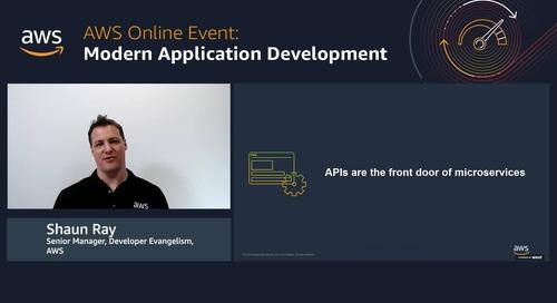 Modern application design Building effective services