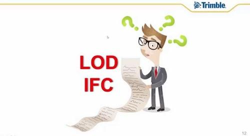 BIM Teil 2  LOD und IFC