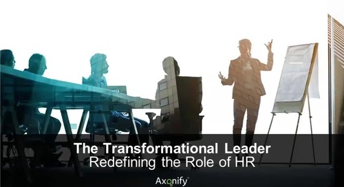 Redefining the Role of HR with Transformational Leader Rebecca Sinclair