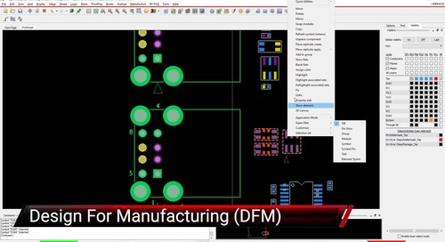 Design for Manufacturability - Feature Video