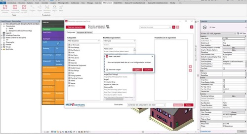 Stabicad - Export Import Excel
