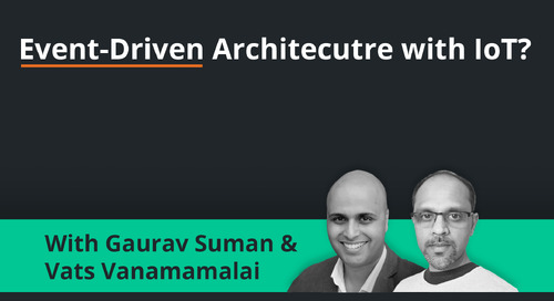 Top 10 Questions about Event-Driven Architecture and IoT | Webinar