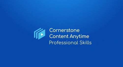 Content Anytime Subscription | Professional Skills