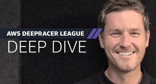 Deep Dive – AWS DeepRacer League F1 ProAm