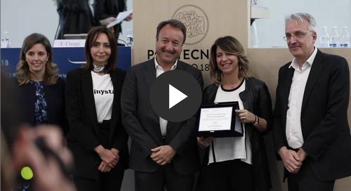 """Wind Tre premiata con l'HR Innovation Award per il modello """"New performance development"""""""