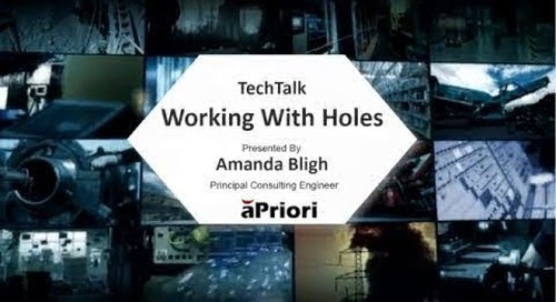 Tech Talk: Working With Holes