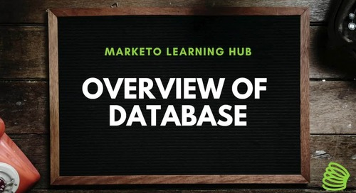 Overview of Database