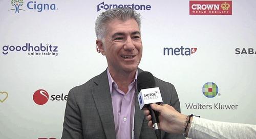 Emilio Cuellas, EMEA Account Manager, CORNERSTONE ONDEMAND
