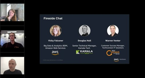 How Kamala Tech and TechConnect created a unified data platform.