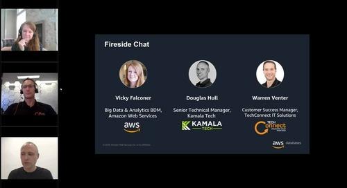 How Kamala Tech and TechConnect created a unified data platform.