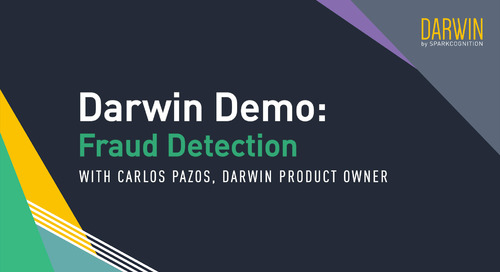 Darwin Demo: Fraud Detection