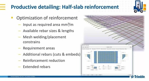 Tekla Software 2019 for Precast - What's New