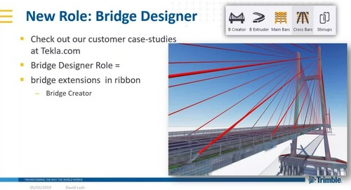 Tekla Software 2019 for Engineering Offices - What's New