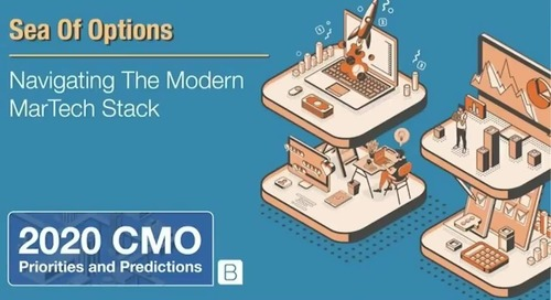 Sea of Options: Navigating the Martech Marketplace