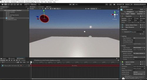 Road to Real-time: Animation