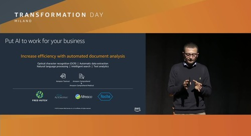 Intelligenza Artificiale nelle imprese - reali casi di utilizzo