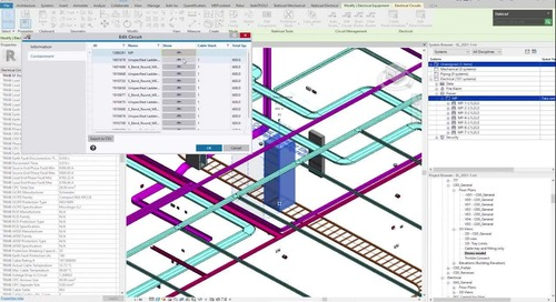 Optimise your circuit management with Stabicad Electrical for Revit