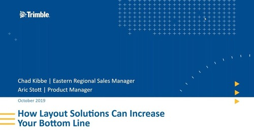 Webinar: How Layout Solutions Can Increase Your Bottom Line