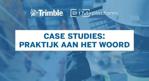[BIM-Platform & Trimble Event] De praktijk aan het woord