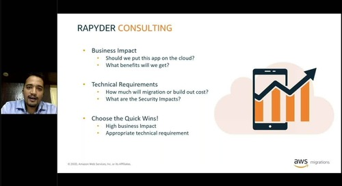 3. Tix Technologies Optimize its Performance and Reduce Operational Cost by Running Windows on AWS