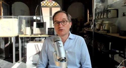 Peter Hinssen - Founder of nexxworks, author of the 'Phoenix & the Unicorn'