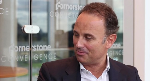 Live Interview with Oliver Fernandez, BBVA from Convergence EMEA 2017