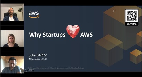 Content of the month: How to get started on AWS