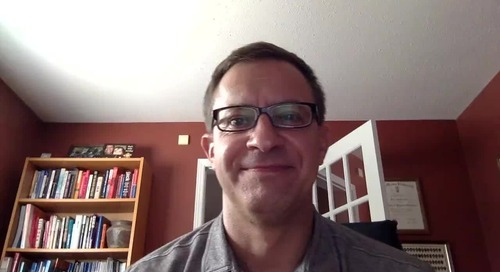 Wisdom Wednesday, Episode 7   Why a Sales Role is Great for Your Marketing Career