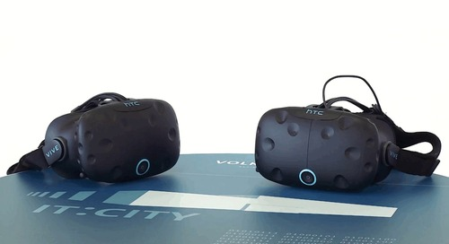 HUB for global VR training by Innoactive