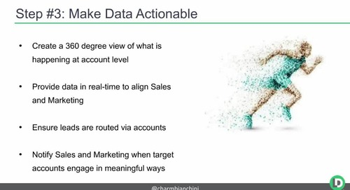 Get Ahead: Top Tips for Successful Demand Generation