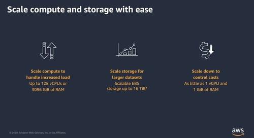 Buenas prácticas para el despliegue de Microsoft SQL Server en AWS