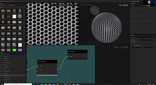 Unity ArtEngine, AI assisted artistry for photorealistic material creation