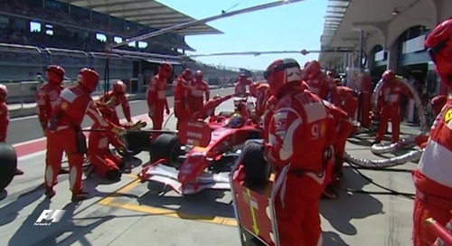 Felipe Massa, trust and winning partnerships