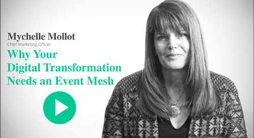 Understanding the Solace-enabled Event Mesh