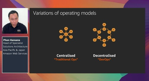 Cloud Operating Models for accelerated transformation (Level 200)