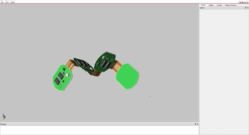 Allegro - 3D Spacing and Measurement