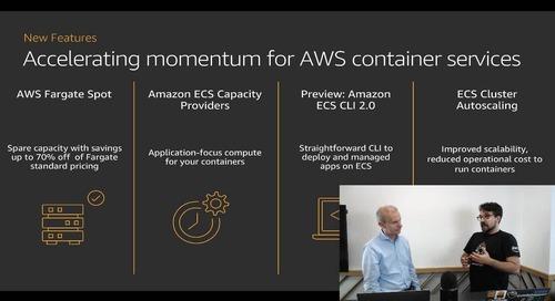 Últimas novedades y lanzamientos AWS - re:Invent (part 3): Serverless, mejoras en la experiencia del desarrollador, IoT y extendiendo AWS