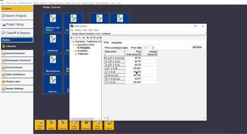 Trimble AutoBid SheetMetal Database and Assemblies Overview