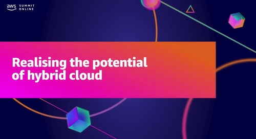 Realising the potential of hybrid cloud and extending to the edge (Sponsored by Telstra)