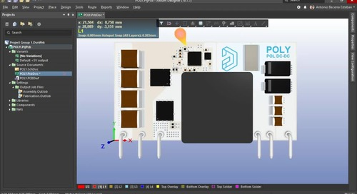 Explorando el Project Releaser en Altium Designer 19