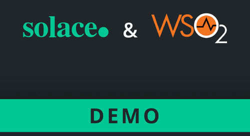 Demo: Unifying Synchronous & Asynchronous API Management with WSO2 & Solace