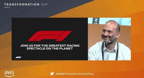Témoignage : Formula 1 & AWS