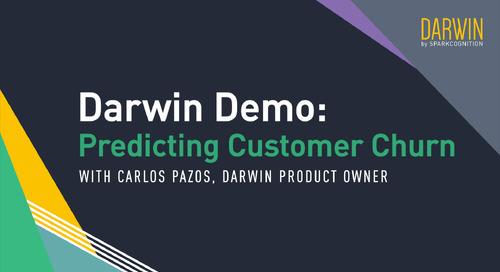Darwin Demo: Predicting Customer Churn