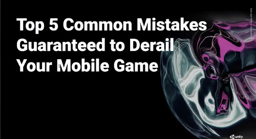 Top 5 Common Mistakes Guaranteed to Derail Your Mobile Game