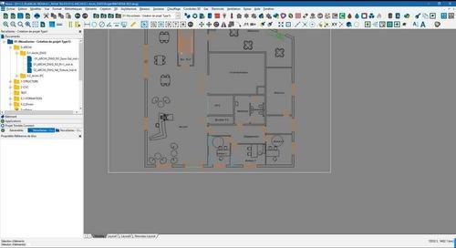NovaSeries - Créer un projet avec Nova