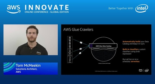 Building serverless analytics pipelines with AWS Glue - AWS Innovate