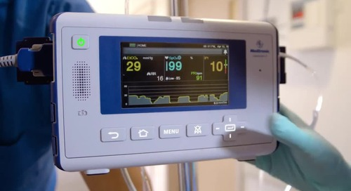 Capnostream™ 35 Portable Respiratory Monitor Across the Continuum of Care